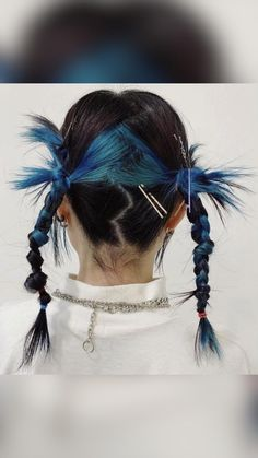 Hair Inspo, Hair Inspiration, 90s Grunge Hair, Mullet Hairstyle, Hair Reference, Dye My Hair, Aesthetic Hair, Up Girl, Hair Art