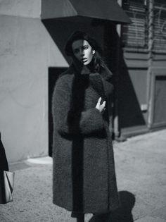 pradaphne:  Ruby Aldridge photographed by Annemarieke van Drimmelen for Vogue Netherlands December 2013.