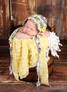 Fabulous Handmade Newborn Finds by Heather McCullah on Etsy