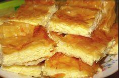 Placinta cu branza a bunicii! Iata ingredientul secret care o face Romanian Desserts, Romanian Food, Foods To Eat, I Foods, Sweets Recipes, Cooking Recipes, Albanian Recipes, Polish Recipes, Quiches
