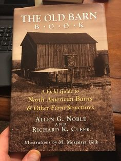 The Old Barn Book 1995