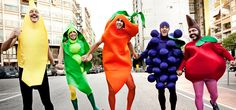 Fünf witzige Kostüme für alle Karneval- und Foodliebhaber  Am 23. Februar ist Weiberfastnacht und das bedeutet: Der Karneval geht los! Und warum nicht mal als Pizza gehen anstatt als Clown? Hier kommen fünf witzige Kostüme für alle Foodliebhaber unter euch.