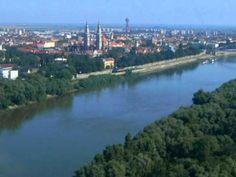Által mennék én a Tiszán - magyar népdal - YouTube