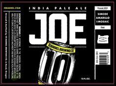 mybeerbuzz.com - Bringing Good Beers & Good People Together...: 10 Barrel Brewing - Joe IPA Bottles