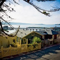 Seaside Cottage Rentals – Nick's Cove, Tomales Bay, California