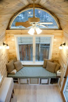 Craftsman Tiny House For Sale 004
