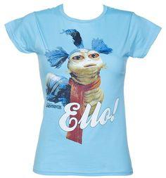 Ladies Worm Ello Labyrinth T-Shirt