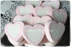 Two Hearts - Marshmallow Party Favors Sweet Wedding Favors, Two Hearts, Party Favors, Valentines, Valentines Day, Valentine's Day, Princess Party Favors, Valentine Craft