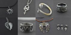 And Wishes Cassandra Clares The Mortal Instruments Inspired Jewelry -- I WANT
