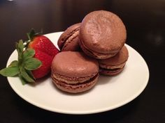Tim Tam Macarons | 20 Ways To Eat A Tim Tam