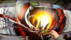 how to paint a picture for beginners - YouTube