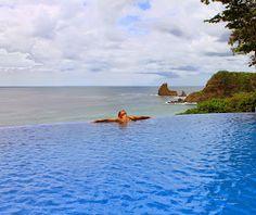 WorldWide Travel Ocean Girl: Playa Maderas con Villas Playa Madera. Nicaragua surfing