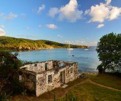 best secret beaches on earth: Lameshur Bay, St. John