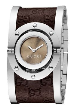 Gucci 'Twirl Collection' Watch available at #Nordstrom