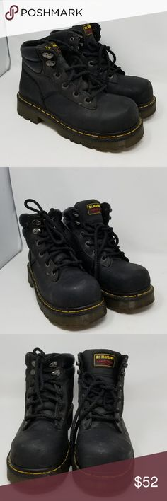41ed7bf9412 11 Best steel toe boots women images in 2016 | Steel toe boots ...