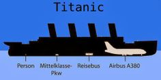 Engineering Marvels : Did You Know How Bigger Was Titanic?   This Post can give some information regarding it!   For more travel Updates/Offers and Interesting Stuffs be connected to  Travel Universally
