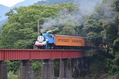 機関車トーマス  大井川鉄道