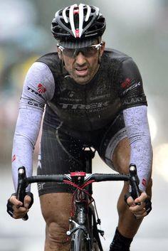 Tour de France 2014 - Stage 5: Ypres - Arenberg Porte du Hainaut 155.5km photos - Fabian Cancellara (Trek Factory Racing) Photo credit © Roberto Bettini