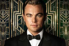 Hairbond USA  Slikhaar TV Presents: The Great Gatsby Leonardo DiCaprio Cropped Peak Hairstyle Tutorial
