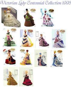 Pattern PDF  Fashion Doll Dresses Crochet  Free by samypinto1, €13.00
