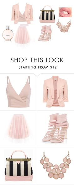 """""""Untitled #6"""" by saniyarocks ❤ liked on Polyvore featuring Chanel"""