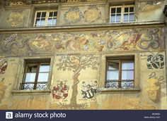 Lucerne, Switzerland painting - Google Search