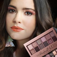 Risqué rose eye look - 2015 Summer Neutral Makeup - Maybelline Trends Maybelline Blushed Nudes, Maybelline Eyeshadow, Nude Eyeshadow, The Blushed Nudes, Eyeshadow Looks, Eyeshadows, Lipstick, Old Makeup, Eye Makeup Tips