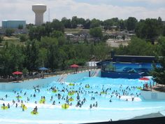 These 7 Water Parks In Colorado Are Pure Bliss For Anyone Who Goes There | The Denver City Page