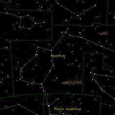 Aquarius Constellation | Constellations Pictures - Aquarius - Picture of the Constellation ...