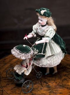 Antique Mechanical Dolls | Antique Doll/Children's Clothes