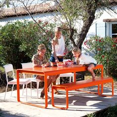 Fermob Bellevie Dining Table - Fermob - Outdoor Furniture