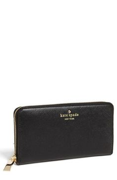 kate spade new york 'cherry lane - lacey' wallet | Nordstrom