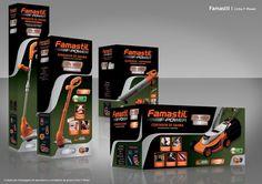 Famastil F-Power -  Embalagens