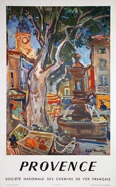 Poster: Provence - France Artist: