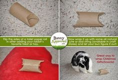 DIY Rabbit Toy Ideas - Bunny Approved - House Rabbit Toys, Snacks, and Accessories Rabbit Treats, Rabbit Toys, Pet Rabbit, Rabbit Diet, Degu, Diy Bunny Toys, Bunny Care, House Rabbit, Rabbit Hutches