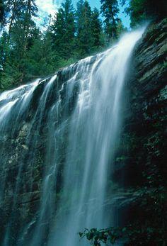 Silver Falls, Entiat WA   © Marsha K. Russell