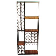 Check out this item at One Kings Lane! Arthur Umanoff Wine Rack