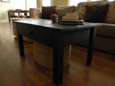 DIY Furniture : DIY Lucille Coffee Table