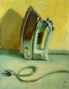 "Jennifer Diehl ""Ironed Out"" at Edward Montgomery Fine Art"