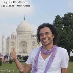Hindistan Yoga Festivali Kampımızda bu yıl Tac Mahal'i de ziyaret ediyoruz. Dünyanın yedi harikasından biri olan bu muhteşem yapı, her seferinde beni ve öğrencilerimi etkilemeye devam ediyor. Linkteki yazıda Tac Mahal'in tarihiyle ilgili ilginç bilgiler bulabilirsiniz… http://mertguler.com/tac-mahal-bir-ask-hikayesi-mimarisi/