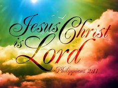 Jesus Christ is Lord. Philippians That at the name of Jesus every knee should bow and things in the earth, and things under the earth And that every tongue should confess that Jesus Christ is Lord to the Glory of God the Father. Bible Scriptures, Bible Quotes, Prayer Quotes, Philippians 2, God Loves Me, Jesus Loves, Lord And Savior, Jesus Cristo, Gods Grace