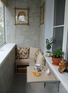 groß Examples for Small Balcony Decoration - Dekoration Terrasse - Balkon Small Balcony Design, Small Balcony Decor, Small Patio, Balcony Ideas, Pergola Ideas, Apartment Balcony Decorating, Apartment Balconies, Interior Decorating, Interior Design