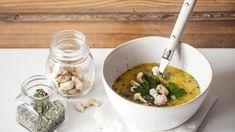 Vyzkoušejte recept na polévku s úžasně lahodnou chutí a krémovou konzistencí. Struktura, Soup, Ethnic Recipes, Soups