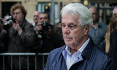 Max Clifford -setup - Who wanted Clifford out the way? - sentenced to eight years for his crimes and contempt of women