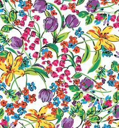 Botanical Print | SS14 #hannandersson