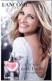 la vie perfume commercial
