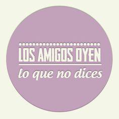 #amistad Frases palabras amor vida yo