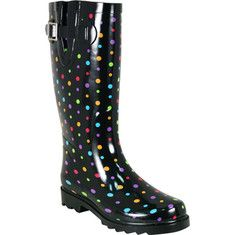 Western Chief Ditsy Dot - Multi with FREE Shipping & Returns. Make a splash in these fashion rain boots that you'll be wearing rain or
