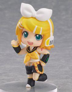 [From Japan]Nendoroid Petite Hatsune Miku Selection Rin Kagamine Good Smile ...
