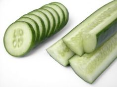 Cucumber slices can be used to remove dark under eye circles and they can also be applied on your skin to remove sun tan. If you have dark underarms you can apply cucumber juice to your underarm areas 15 mins before taking a bath. It is also helpful if you are trying to lose weight as it is rich in vitamin B, C and folic acid.